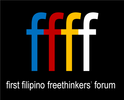 First Filipino Freethinkers' Forum