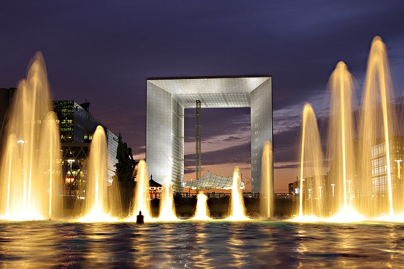 Figure 2: Grande Arche in Paris