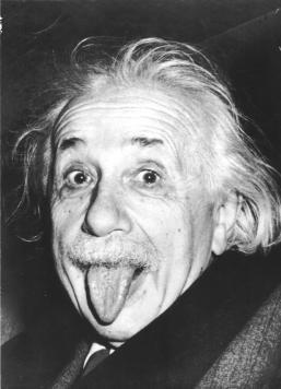 Silly Einstein