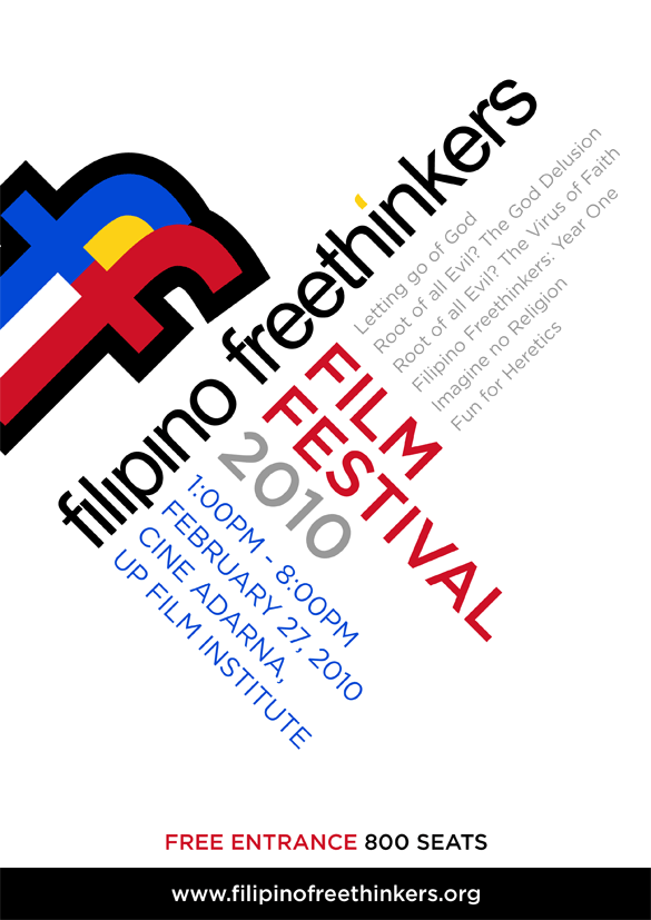 Filipino Freethinkers Film Festival 2010