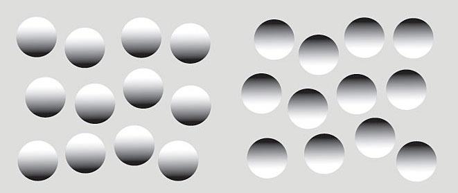 Shaded circles 1