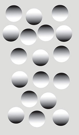 Shaded circles 2