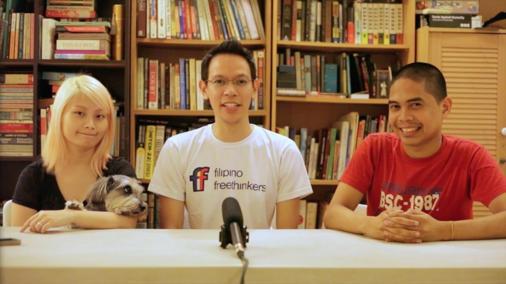 Filipino Freethinkers Podcast 32:Flesh-Eating Disease in the Philippines