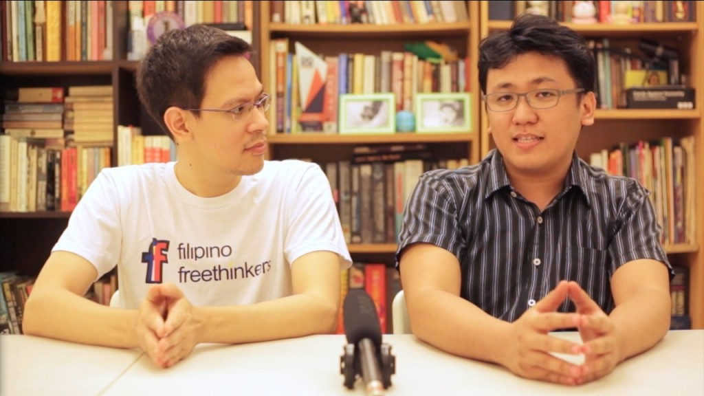 Filipino Freethinkers Podcast (Audio) 43 - Should Progressive Catholics Leave the Church?