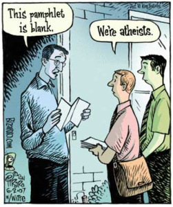 A Catholic Apologist's Open Letter to Atheists