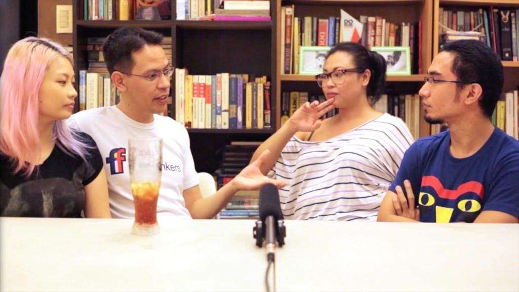 Filipino Freethinkers Podcast Episode 48 - Ethics and Celebrity Nudes